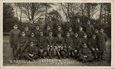 Catterick Camp. G.P.S.I. Course, Feby. 1931.