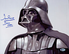 Dave Prowse Signed Star Wars Darth Vader 16x20 Photo - Beckett BAS