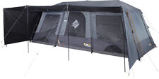OZtrail Lumos 10 Person Fast Frame Lighted Family Instant Tent Model 2020