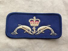Original issue Royal Navy Submariners Working Dress Uniform Cloth Badge