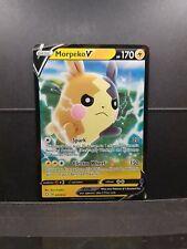 Morpeko V 037/072 Shining Fates Pokémon Pokemon Card English Mint