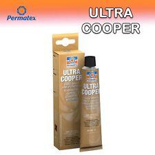 PERMATEX Ultra Copper Hochtemperatur - Flächendichtung Dichtmittel Silikon 80mg