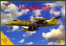 SOVA-M Models 1/72 GATES LEARJET-35 Phoenix Air
