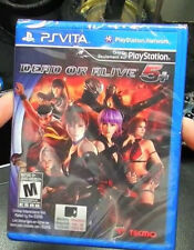 Dead or Alive 5+ (Sony Playstation Vita) NEW PSV Game