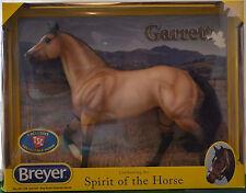 Garrett Breyer Traditional Model Horse #301156 AQHA Bay Roan 2016 FREE BONUS <3