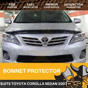 Bonnet Protector to suit Toyota Corolla Sedan 2007-2012