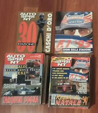 AUTOSPRINT ANNO 1995 Senna Berger Schumacher Hill Ferrari Williams Villeneuve Be