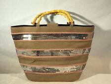 Victoria's Secret Sequined Tote