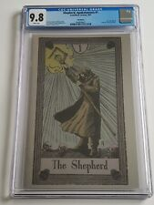 The Shepherd  #1 CGC 9.8 WH Schmalke Excl Foil Ultra Rare *Only 2 on CGC Census*
