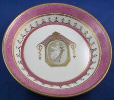Nice Antique 18thC Royal Vienna Porcelain Fancy Saucer Porzellan Untertasse Wien