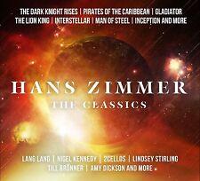 HANS ZIMMER - HANS ZIMMER-THE CLASSICS  2 VINYL LP NEU ZIMMER,HANS