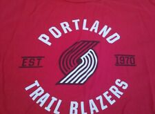 Portland Tail Blazers game hand out T shirt