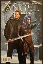 Angel After the Fall #10 Cover A VF/NM 1st print IDW Buffy Vampire BTVS Boreanaz