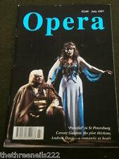 OPERA MAGAZINE - ANDREW DAVIS - JULY 1997
