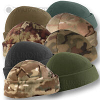 HELIKON ARMY MILITARY TACTICAL BEANIE HAT FIELD CAP WINTER DOCKER CAMO FLEECE