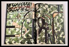 Numero TOKYO #19 Oct 2008 Magazine - Louis Vuitton Monogramouflage NO Mouse Pad