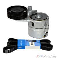 SKF Keilrippenriemen+Spannrolle für AUDI A4 A6 A8 2.4 2.6 2.8 Benzin Motoren