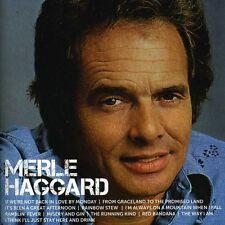 Merle Haggard - Icon [New CD]