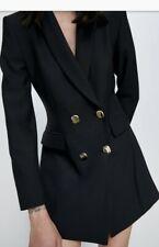 Brand New With Tags Zara Blazer Coat Jacket Size XL