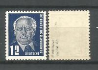 DDR  postfrisch  Pieck II  323 vb XI   tiefst geprüft  Schönherr