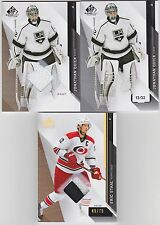 2014-15 SP Game-Used Jersey Jonathan Quick LA Kings