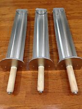 """Fits  Large-Rand-Solar-Oven-Stove-Evacuated-5""""--Selling ALUM 3-3/4 X 22"""" Tray"""