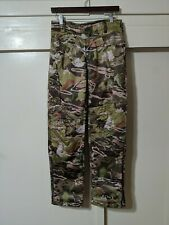Under Armour MID SEASON KIT Forest Camo HUNTING PANTS Womens 6 $150