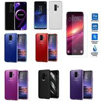 Funda TPU LISA para Samsung Galaxy S9 (5.8) + PROTECTOR CRISTAL COMPLETO 3D