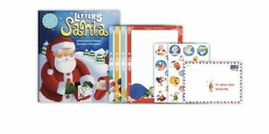 """""""Letters To Santa"""" Kit Christmas Book Halverson NEW USPS letters to Santa 100th"""