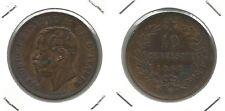 VITTORIO EMANUELE II - 10 Centesimi 1862 M (2)