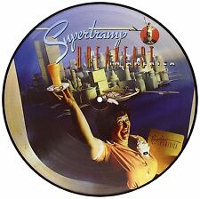 Supertramp - Breakfast In America - Picture Disc Vinyl LP & Download *NEW*