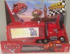 NIP Disney PIXAR CARS Deluxe Mack Transporter QUICK CHANGERS Race