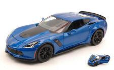 Corvette Z06 2015 Blue 1:24 Model MAISTO