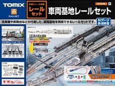 Tomix 91016 Fine Track Rail Yard Track Set (N scale)