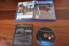 METAL GEAR SOLID V   THE PHANTOM PAIN  - DAY ONE EDITION        -----   pour PS4
