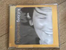 RARE KD LANG SUMMERFLING CD SNGLE K D LANG