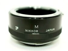 Nikon Genuine Original Nikkor F Macro Extension Tube M For F Mount ju291