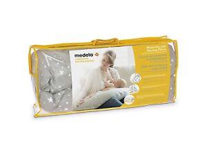 NEW Medela Maternity & Nursing Body Pillow Breastfeeding Pregnancy Sleep Support