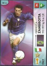 PANINI FIFA WORLD CUP-GOAAL 2006- #038-ITALY-GIANLUCA ZAMBROTTA