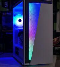 Gaming PC RGB Desktop Computer intel core i5 Geforce GTX 8GB Ram Windows 10 WiFi
