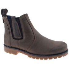 Botas de hombre Wrangler color principal marrón de piel