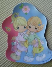 Precious Moments melamine plate 2006