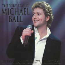Michael Ball-The Very Best Of Michael In Concert at the Royal Albert Hall CD