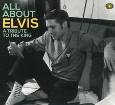 All About Elvis a Tribute to The King Various Artists Audio CD