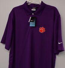 Nike Golf Clemson University Tigers NCAA Mens Polo XS-4XL, LT-4XLT New