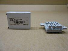 1 NIB SIEMENS 3TX7144-3DO 3TX71443DO RELAY SOCKET 15A 11 PIN SQUARE