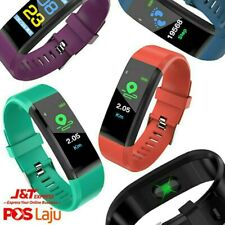 Colorful Display Smart Watch Heart Rate Blood Pressure Monitor