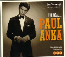 3 CD (NUOVO!). Best of Paul Anka (Diana Lonely Boy Put your head on my 48 titolo