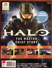 Xbox Special Halo 5: Guardians Guide Origins Creators Fall 2014 Free Shipping!