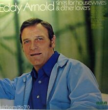 EDDY ARNOLD Sings For Housewives & Other Lovers LP